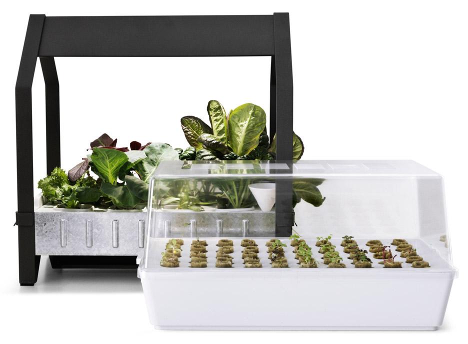 L\'Orto in Cucina dalla Nasa alla tavola : hi-tech,minimal ...