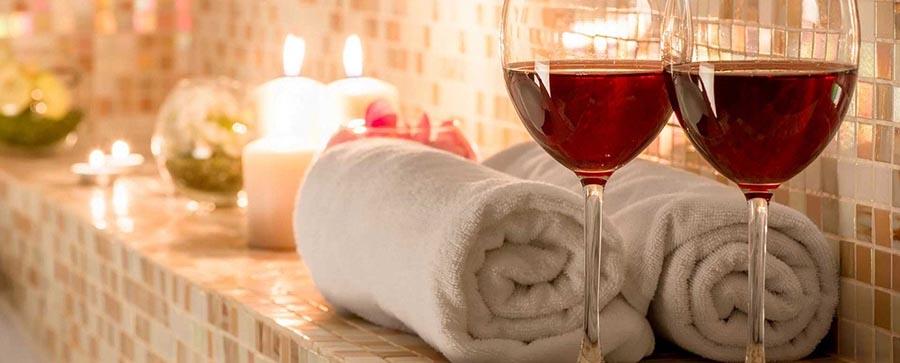 spa del vino