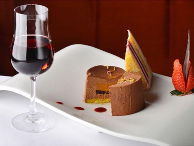 vino cioccolato