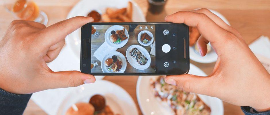 Food Social Marketing