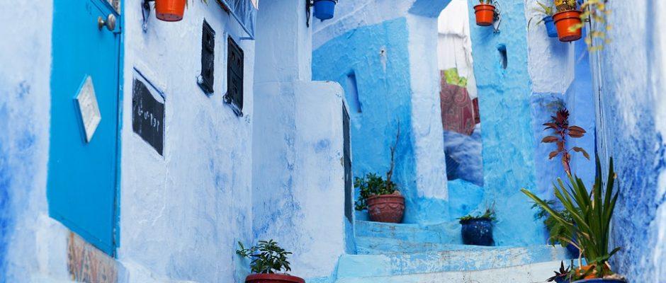 città piu' colorate del mondo