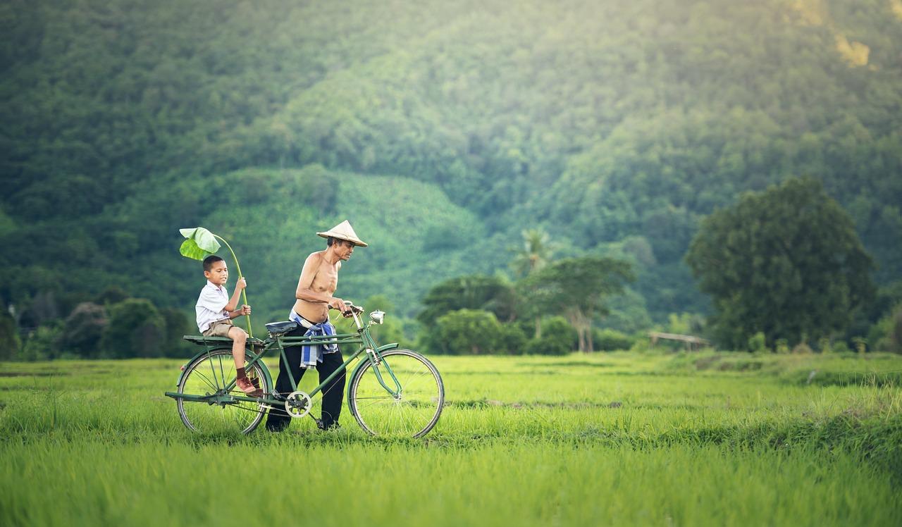 la bicicletta del futuro