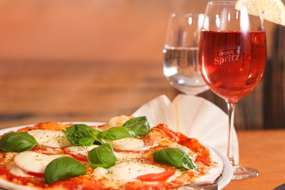Napoli Pizza Village a New York
