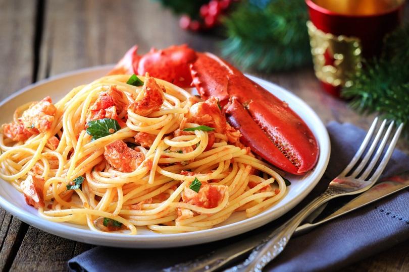 menù tradizionale del Cenone di San Silvestro