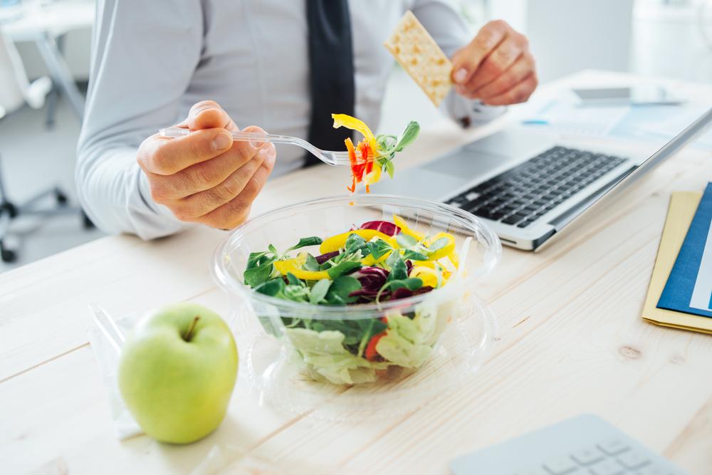 pranzo al lavoro