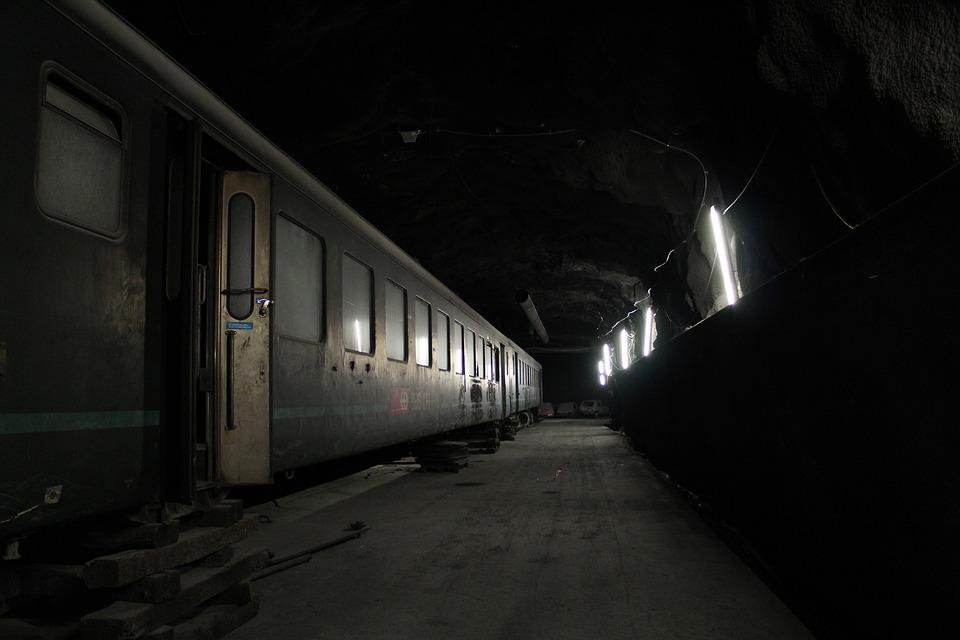 posti abbandonati piu' spaventosi del mondo