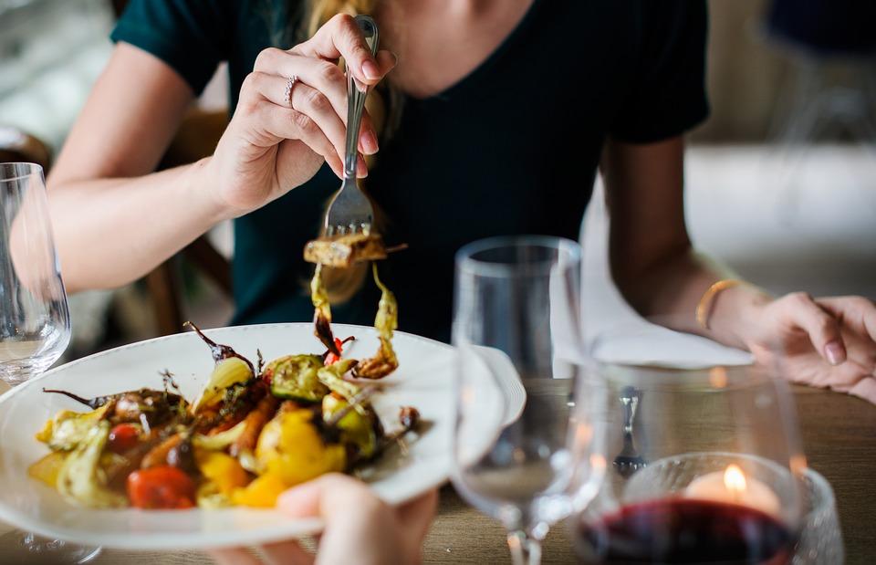 mangiare fuori nel 2019