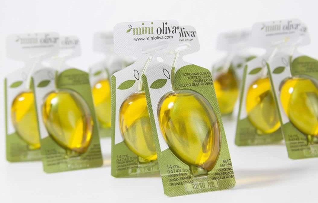 packaging di un prodotto food